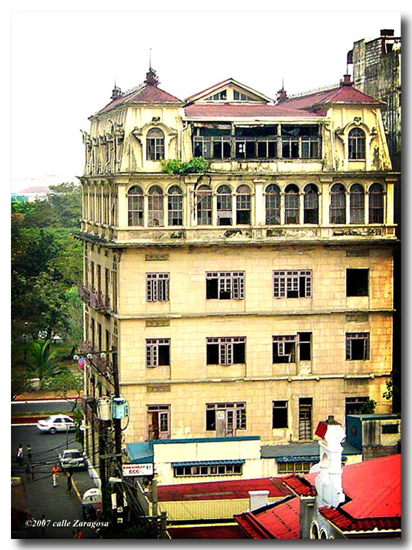 Luneta Hotel Gerryruiz Photoblog