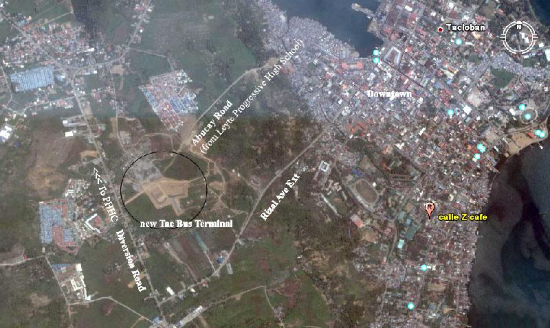 Taclobans New Bus Terminal Gerryruiz Photoblog